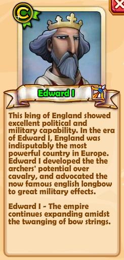 Edward I Text