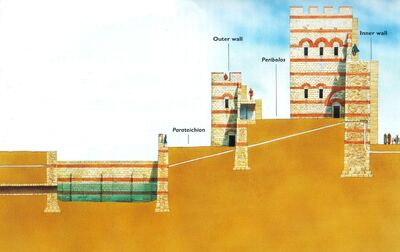 Walls of Theodosus