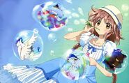 Kobato and Bubbles