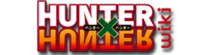 Hunter X Hunter Wiki Wordmark