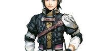 Warrior:Zhou Yen (Sengoku War)