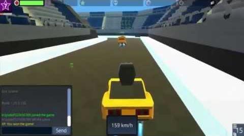 World Racing - Kogama