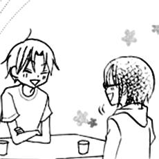 Kanoko and natsukusa