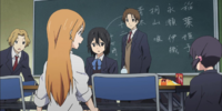 Kokoro Connect Episode 11
