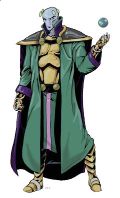 Warlord Grypon