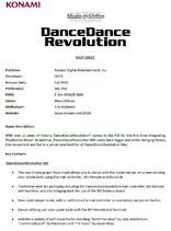 DDR2010-factsheet