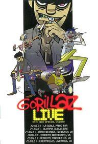 Gorillaz phase one tour zip file of stuff by jacks22son-d8dasap