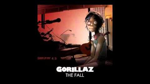Gorillaz - The Fall (Full album)