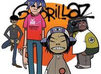 Gorillaz phase 1 lineup