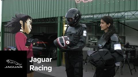 Jaguar Racing Noodle Announced as Global Ambassador