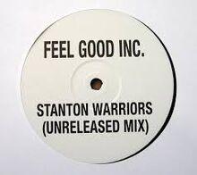 Feelgoodstantonwarriors