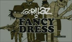Fancy Dress title card