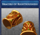 Bracers of Righteousness