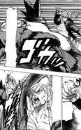 Haruka beating Akira