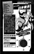 Takeshi Character Profile