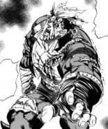 Homuraya beaten by Kenji