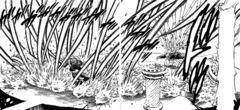 Haruya attacking Yuu