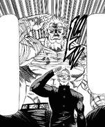 Gokurou and Homura retiring as Banchous