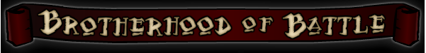 Brotherhood of Battle banner