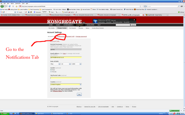 File:How to stop Kongregate linking to Facebook step 3.png