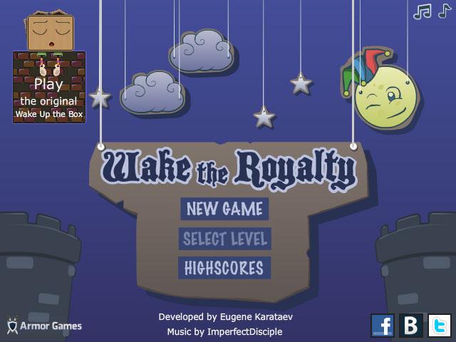 File:Wake the Royalty title screen.jpg