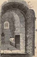 1850 jail cell