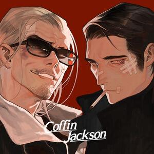 Coffin jackson