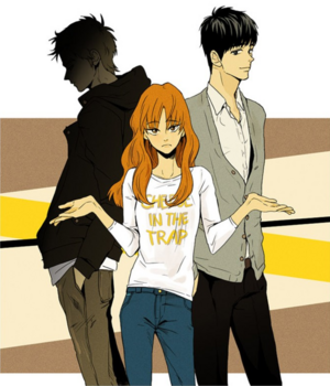 Cheese in trap