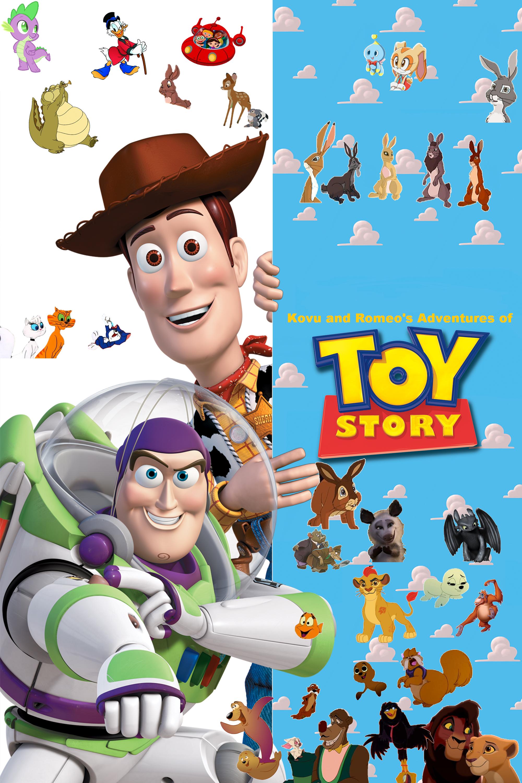 Kovu and Romeou0026#39;s Adventures of Toy Story : Kovu and His ...
