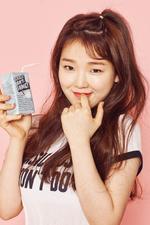 OH MY GIRL Seunghee Pink Ocean photo