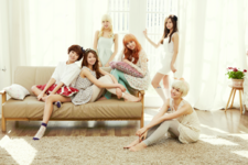 Hello Venus Would You Stay For Tea group