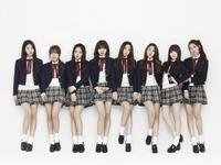 Lovelyz Girls' Invasion group photo