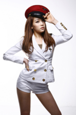 Girls' Generation Taeyeon Tell Me Your Wish (Genie) promo photo