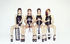 Wonder Girls Reboot group