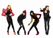 2NE1 Can't Nobody promo photo 1