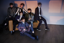 Snuper Platonic Love group promo photo