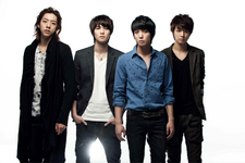 CNBLUE First Step group promo photo