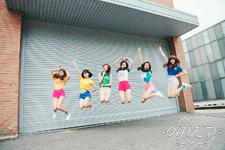 GFriend LOL Group Photo 2