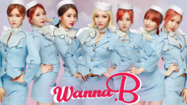 WANNA.B Why group photo