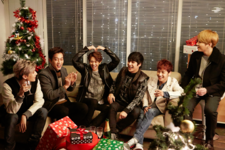 BEAST Christmas Song promo photo