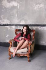 Hyolyn Insane Love Promotional Photo