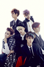 BOYFRIEND Witch group 2014