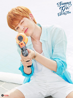 UP10TION Kogyeol Summer Go! pre album photo