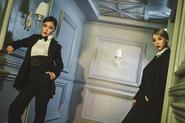 MAMAMOO Moonbyul and Hwasa Memory teaser photo 1