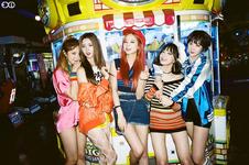 EXID First Album Teaser Photo