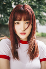 LABOUM Yulhee Love Sign promotional photo