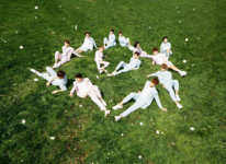 SEVENTEEN Love & Letter group photo