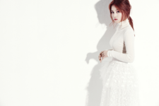 Lee Hi All I Want For Christmas Is You promotional photo