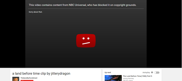 File:NBCUniversal takes down Land Before Time clip.png