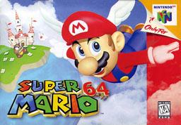 File:Super Mario 64 box cover.jpg